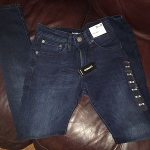 Express new jeans